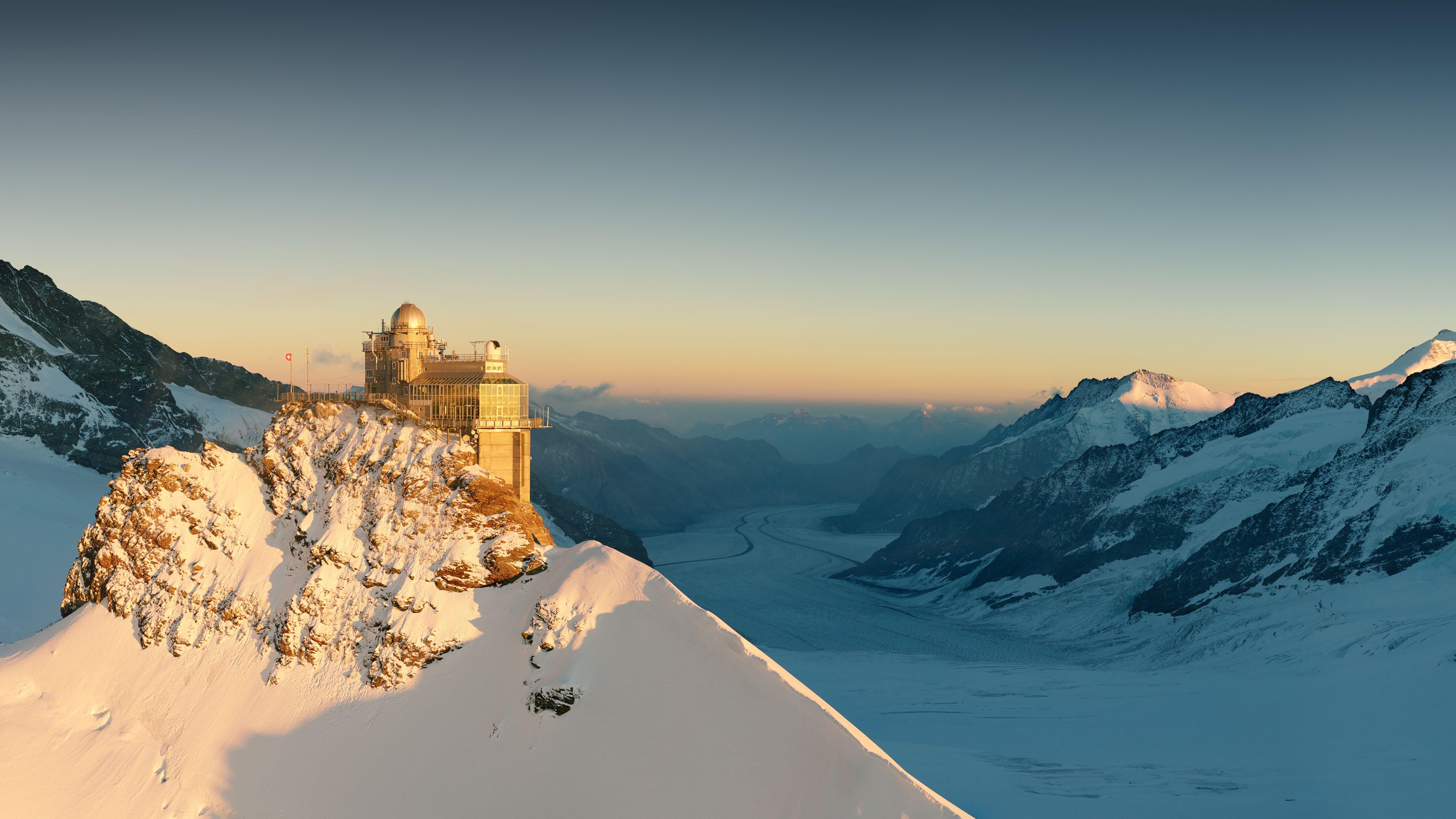 Sfinge di Jungfraujoch