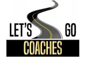 Lets Go Coach Hire - Logo