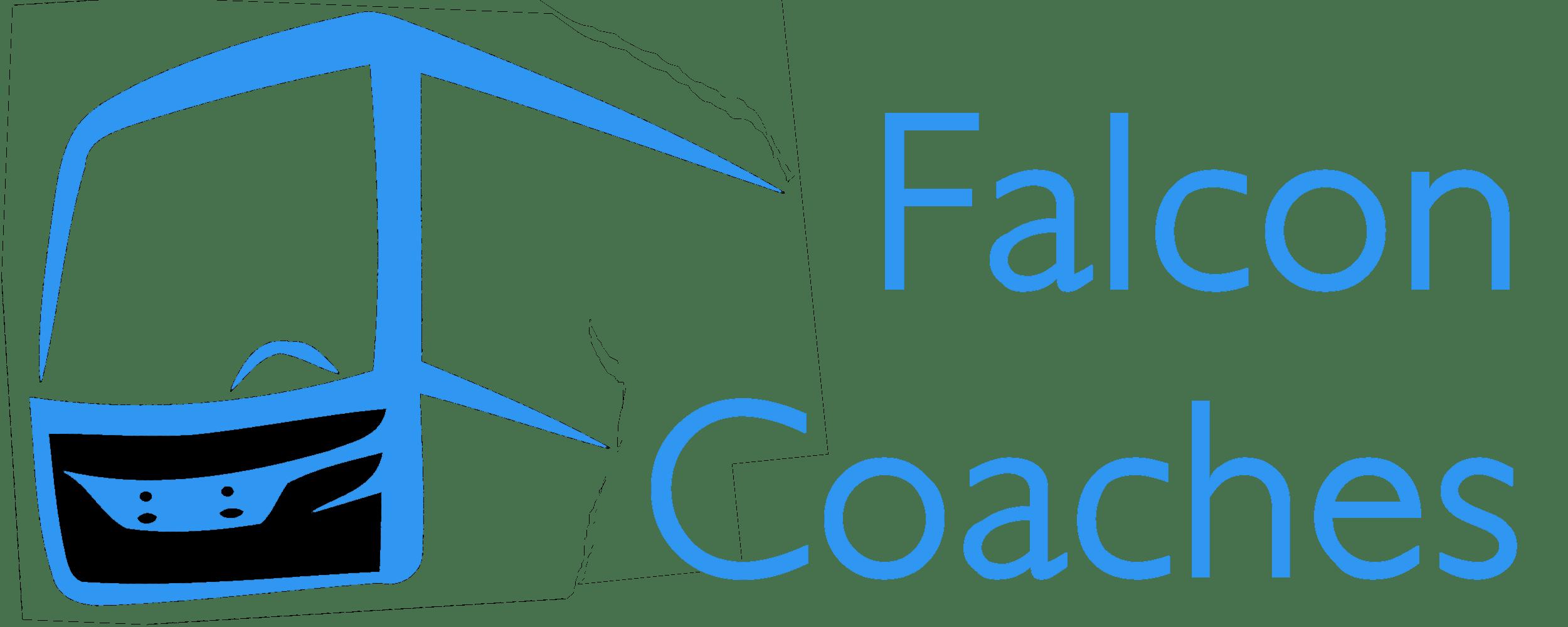 Falcon Coaches London - Logo