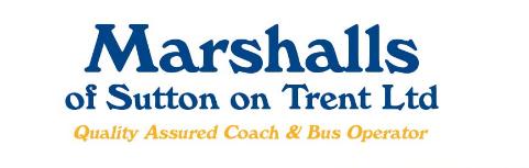 Marshalls of Sutton on Trent - Logo