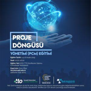 Proje Döngüsü Yönetimi (PCM) Eğitimi Düzenlenecektir