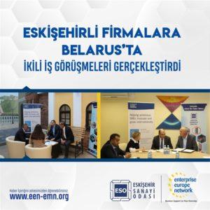 Eskişehir- Belarus Kapıları Aralandı