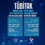 Tübitak Destekleme Çağrısı Canlı Webinarı Düzenlenecek.