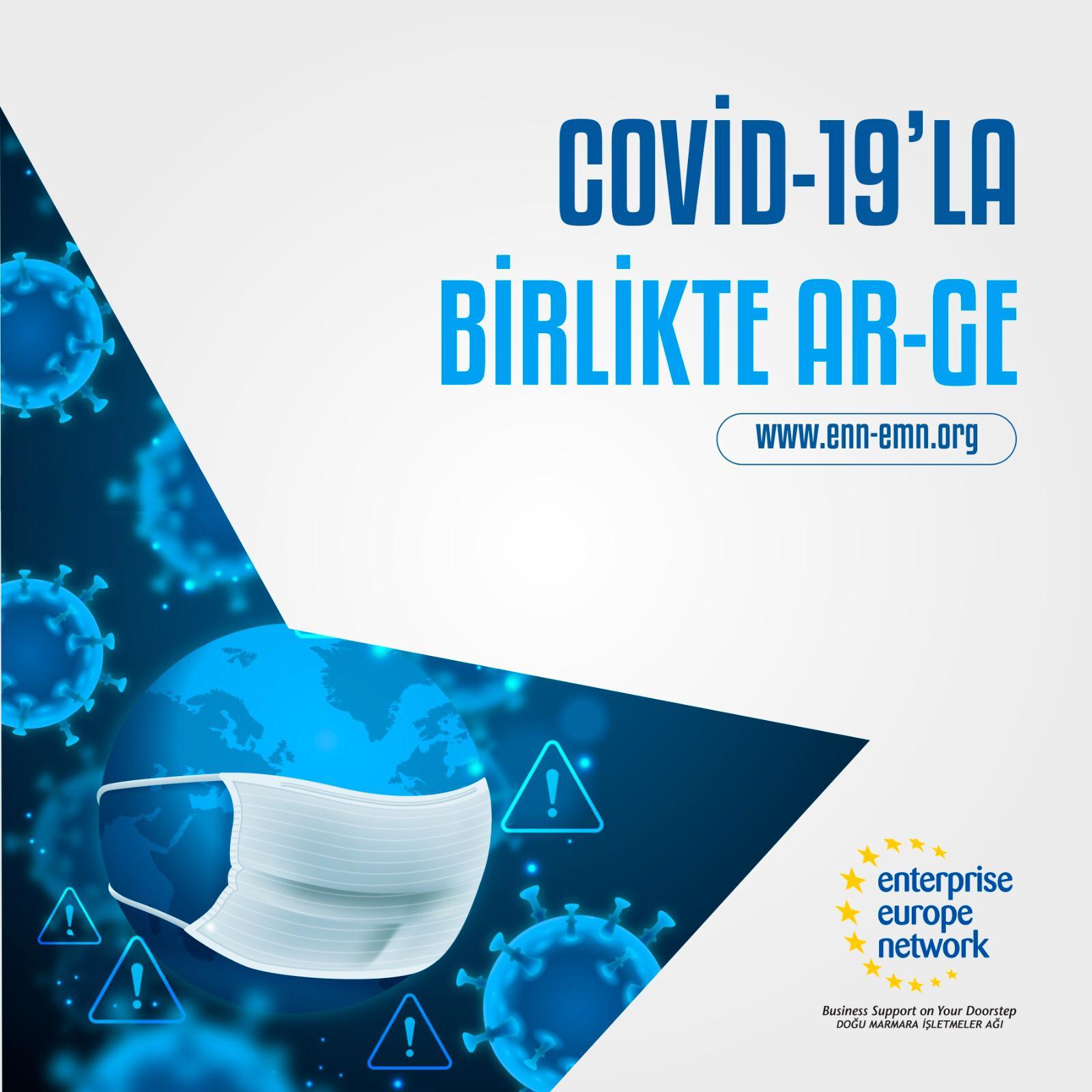 Covid-19 'la Birlikte Ar-Ge