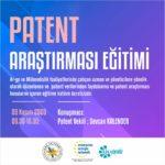 Avrupa İşletmeler Ağı kapsamında ULUTEK Teknopark ve Uludağ TTO işbirliği ile 5 Kasım Perşembe günü Patent Araştırması eğitimi düzenlenecektir.