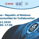2020 yılı sonlanırken Bursa ve Moldova Cumhuriyeti İşbirliği Fırsatları kapsamında firmalarının katılımıyla online İkili İş Görüşmeleri gerçekleştirild