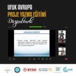 Proje Yazma Eğitimi düzenlendi
