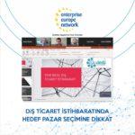 """ULUTEK Teknopark ve Yaman Koç Danışmanlık işbirliği ile """" Dış Ticaret İstihbaratı Eğitimi"""" 28 Mayıs da düzenlendi."""
