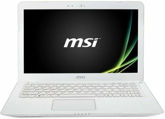 Лэптоп минималиста от MSI