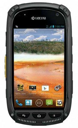 Kyosera выпустит сверхпрочный смартфон с поддержкой технологии Direct Connect