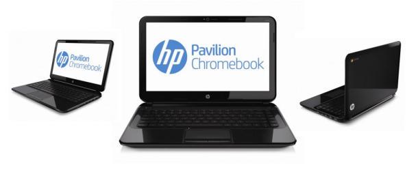 Hewlett Packard обзаведётся собственным хромбуком