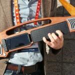 Музыкальный инструмент под управлением iPhone