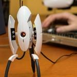 USB турель из игры Portal 2