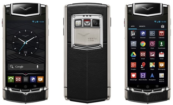 Vertu TI: смартфон премиум-класса за 10 500$