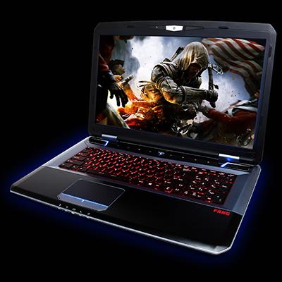 игровой ноутбук FangBook X7