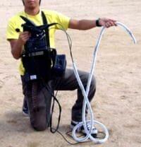 Спасателям поможет робот-змея
