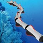 Робот-змея Bio-Cleaner 2 очистит воду от тяжелых металлов