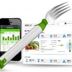 HAPIfork: электронная вилка на страже здорового питания