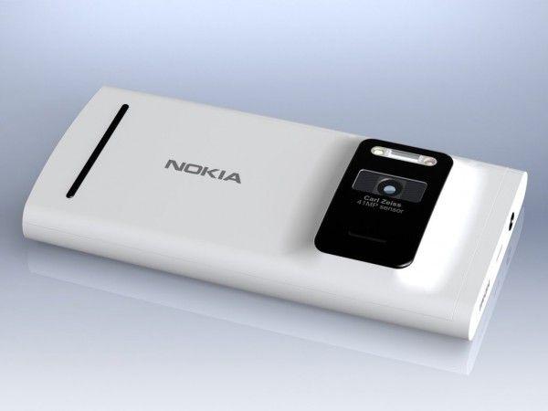 Nokia EOS оборудуют камерой на 41 мегапиксель