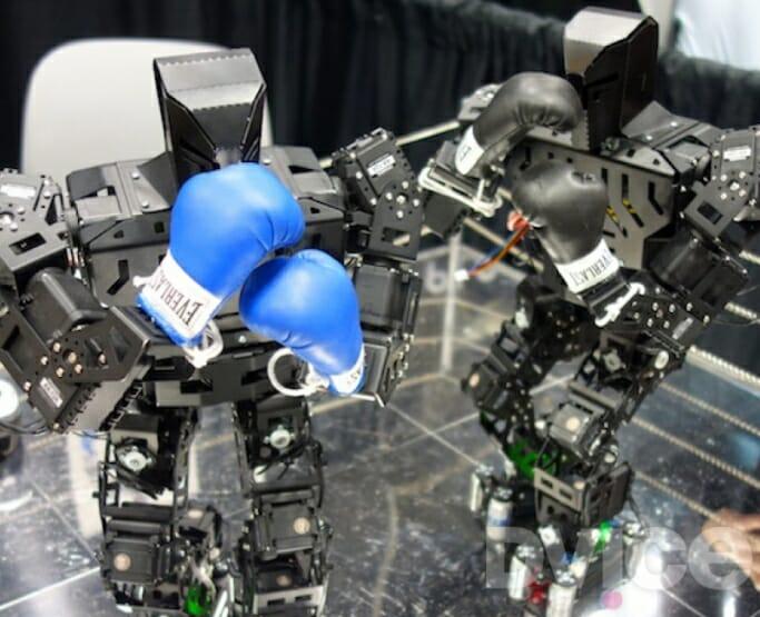 Cloudrobots: возрождение Em 'Em Sock' Rock роботов