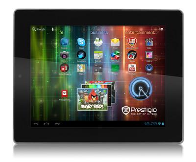 Новый планшет Prestigio MultiPad Note 8.0 3G продается и в Украине