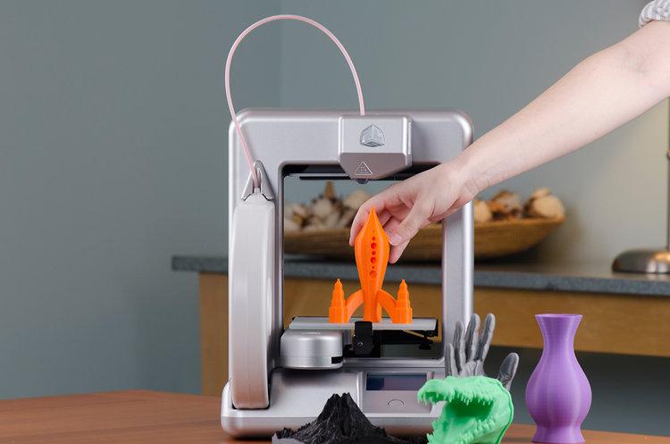 3D–печать в каждый дом!