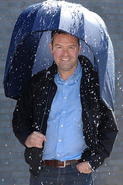 Rainshader: зонтик, который не боится ветра