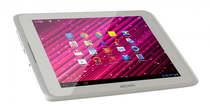 Archos анонсировала планшет Archos 80 Xenon