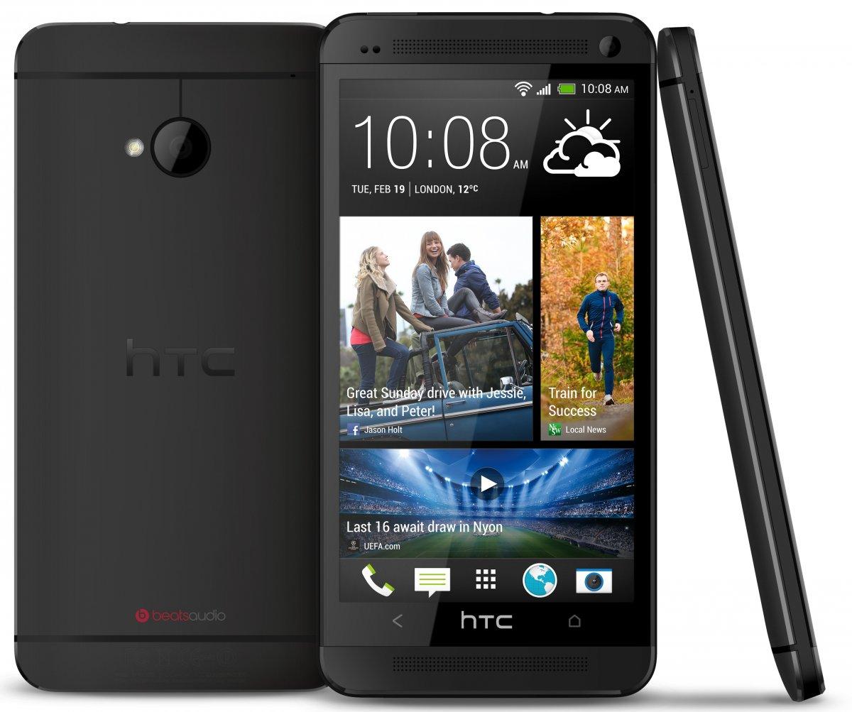 В Украине начали продавать смартфон HTC One