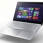 Sony представила новую серию ноутбуков Vaio Fit