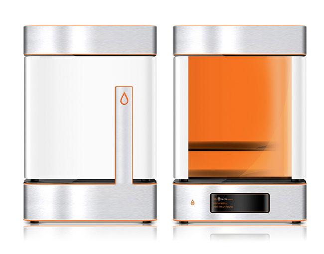 ProDesk3D – первый в мире настольный цветной 3D принтер