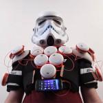 Музыкальный костюм Штурмовика от Unbox Therapy