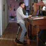 Standing Task Chair – стул, сохраняющий правильную осанку