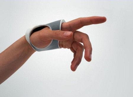 Фонарик-перчатка 3