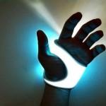 Фонарик-перчатка от дизайнеров из Италии