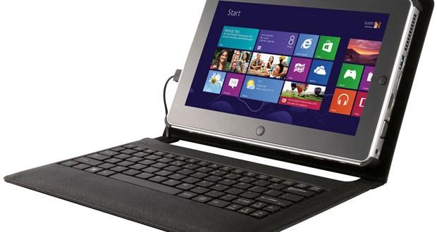 Дебютные планшетные компьютеры с AMD Temash на Windows 8 представлены