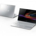Sony представила новые ультрабуки Vaio Pro 11 и Vaio Pro 13