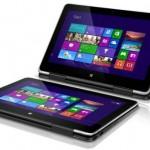 Dell XPS11 – гибридный ноутбук с возможностью вращения экрана