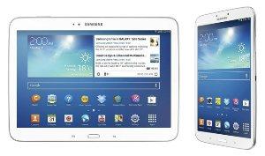 Samsung продемонстрировала пару новых планшетов под управлением Android OS