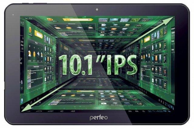 Идеальный планшет для использования дома и в поездке – Perfeo 1016-HD