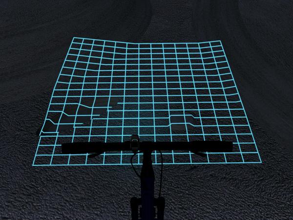 Светодиодный проектор Lumigrids-3