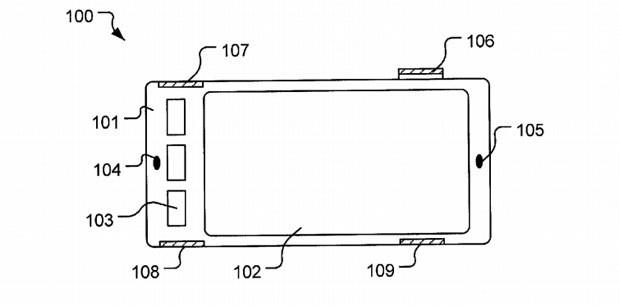 Sony патент