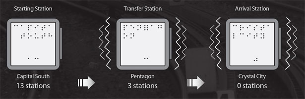 Metro Dot 4
