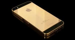 GoldGenie объявила о выпуске iPhone 5S в золотом корпусе