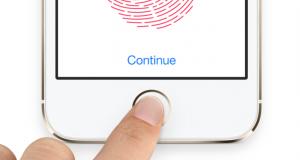 Сканер отпечатков пальцев iPhone 5S реагирует не только на человеческие пальцы