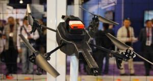 Хакер разработал систему перехвата беспилотных дронов