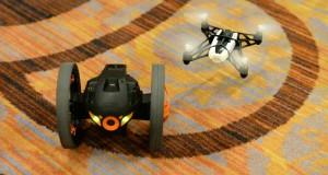 Parrot представит на CES двух новых дронов
