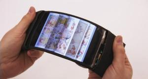ReFlex — первый в мире гибкий смартфон, взаимодействующий с пользователем