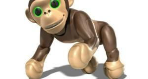Spin Master представила игрушку нового поколения Zoomer шимпанзе