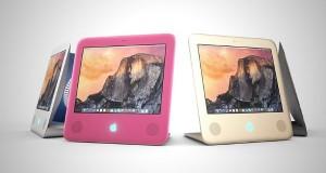 Curved/labs представила концепт Apple eMac